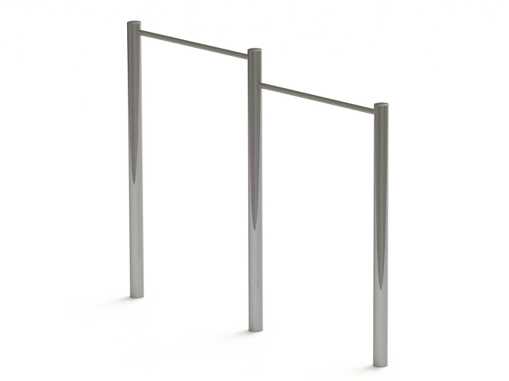 Chin-Up Bars Double Image